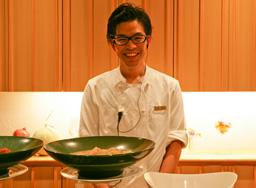 料理長:山田康幸